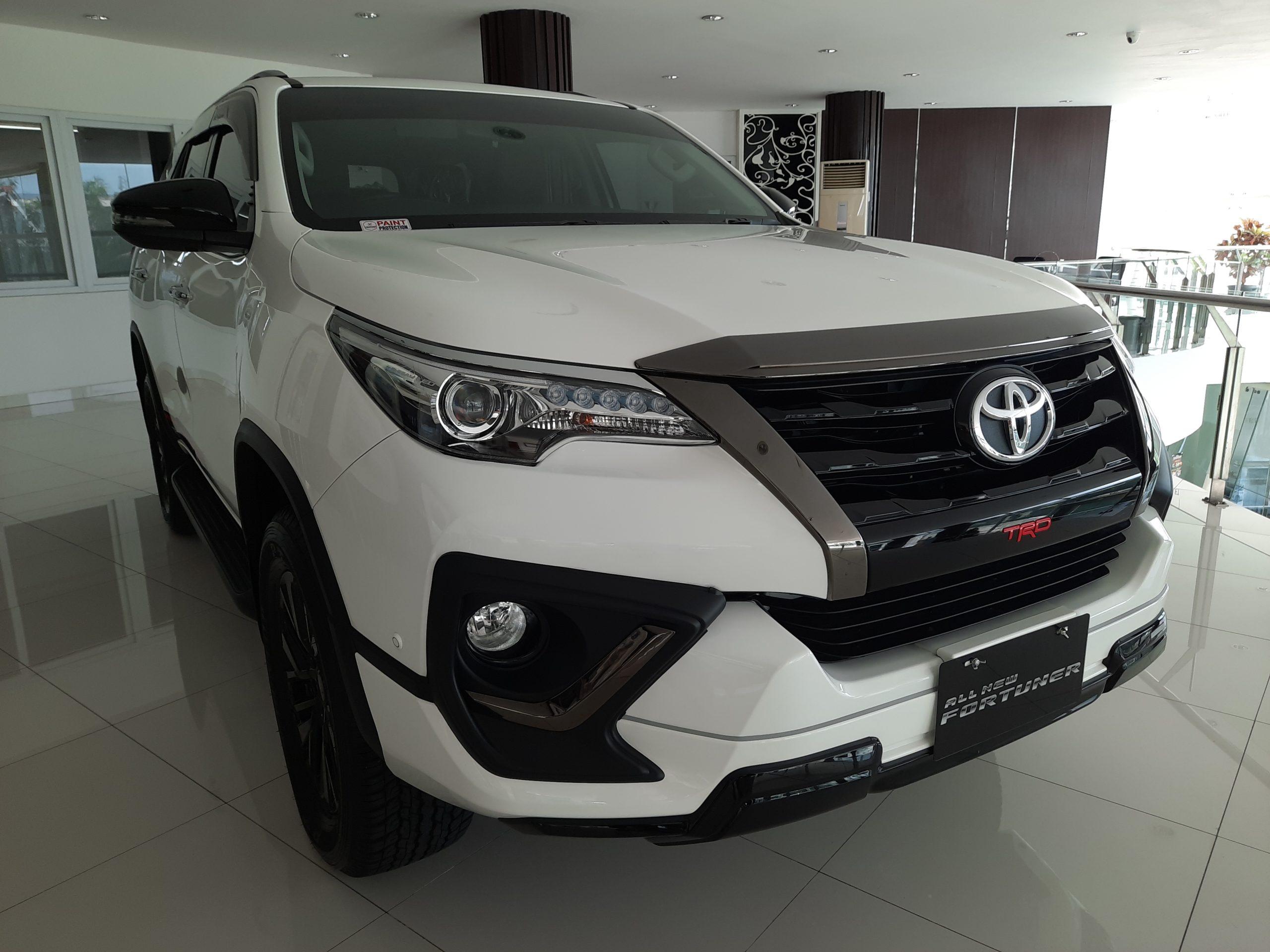 Toyota Fortuner VRZ TRD