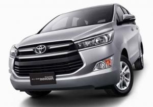 Mobil Toyota Innova Terbaru di Solo